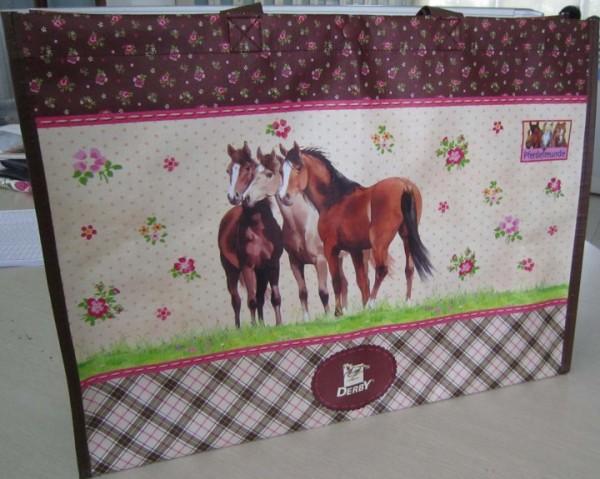 Einkaufstasche Pferdefreunde