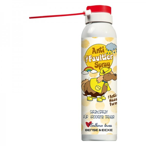 Soulhorse loves Bense & Eicke #Anti Faultier Spray Huf-Strahlpflegespray