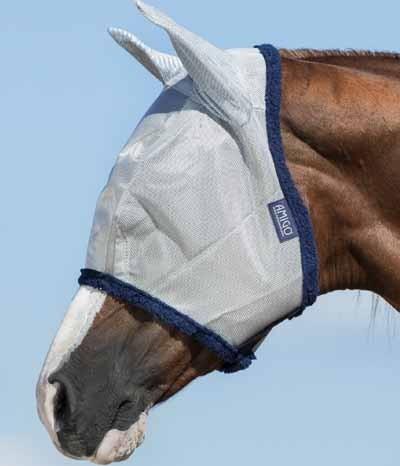 Horseware Amigo Fliegenmaske Finemesh