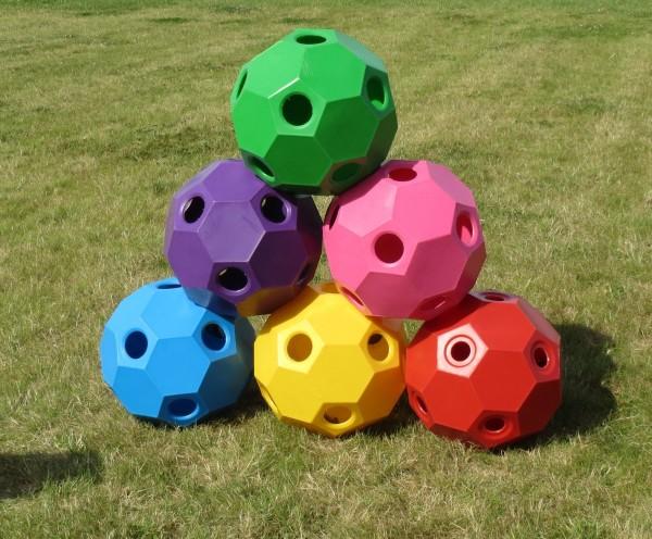 Spiel und Fütterungsball Happy Hay Play