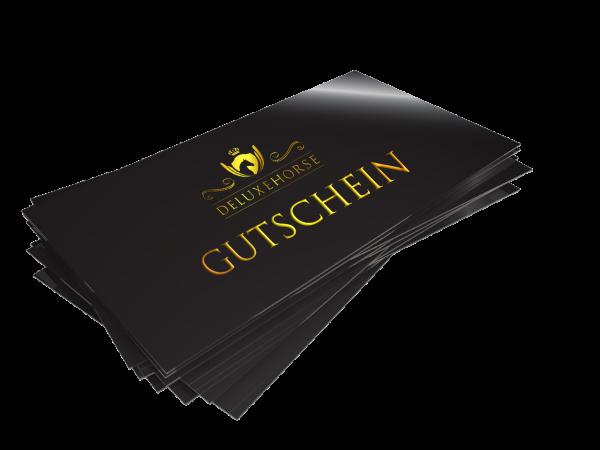 Deluxehorse Geschenk Gutschein