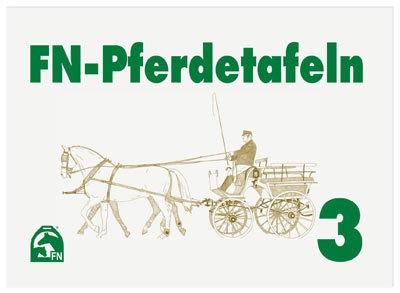 FN Pferdetafeln 3 Fahren
