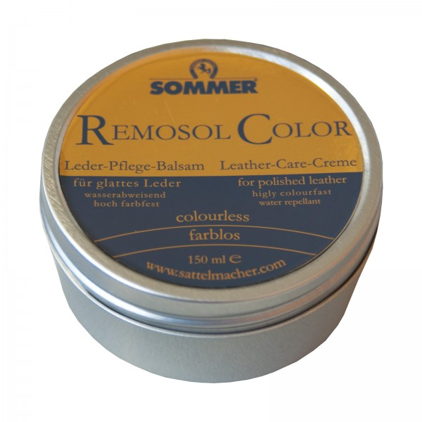 Sommer Remosol Color Leder-Pflege-Balsam