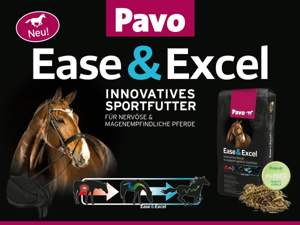 Pavo Ease & Excell Futter