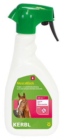 MuscaBlock Fliegenschutzspray