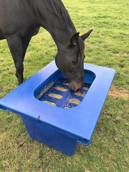 Deluxehorse Hay Saver Slow Feeder