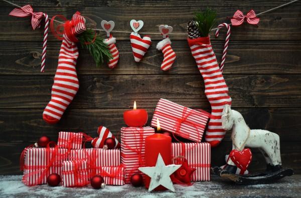 Überraschungsbox Weihnachten