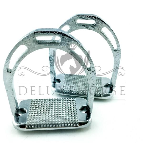 Steigbügel Jeanny Aluminium